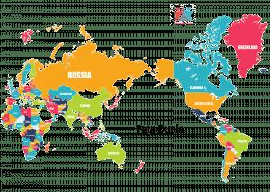Peta: Pengertian, Fungsi, Manfaat, Jenis dan Komponen Peta