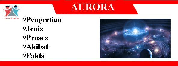 Aurora: Pengertian, Jenis, Proses, Akibat Serta Fakta Aurora