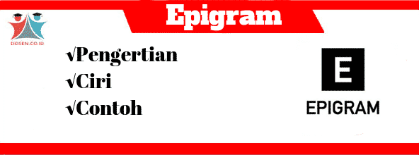 Epigram adalah