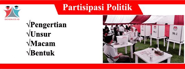 Makalah Partisipasi Politik