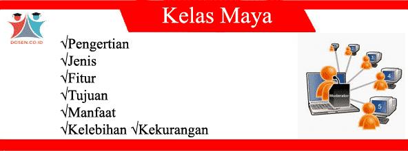 Kelas Maya: Pengertian, Jenis, Fitur, Tujuan, Manfaat, Kelebihan dan Kekurangan