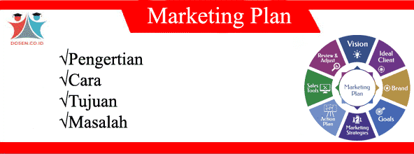 Marketing Plan: Pengertian, Cara, Tujuan, Masalah Serta Manfaatnya