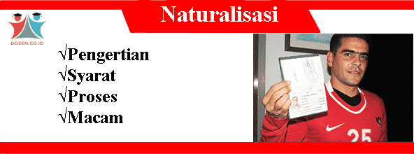 Naturalisasi: Pengertian, Syarat, Proses Serta Macam-macamnya