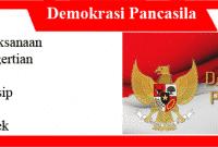 Pelaksanaan Demokrasi Pancasila