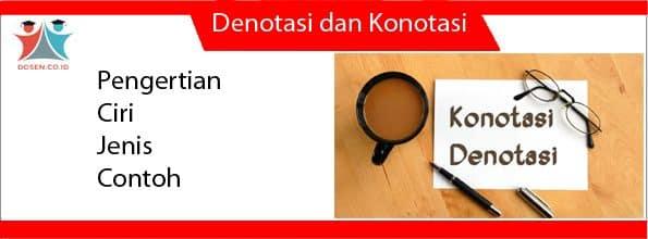 Denotasi dan Konotasi