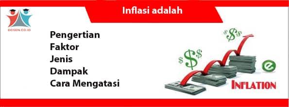 Inflasi-adalah