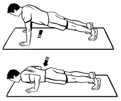 Latihan Push Up