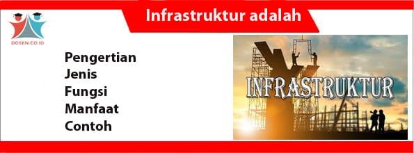 Infrastruktur adalah