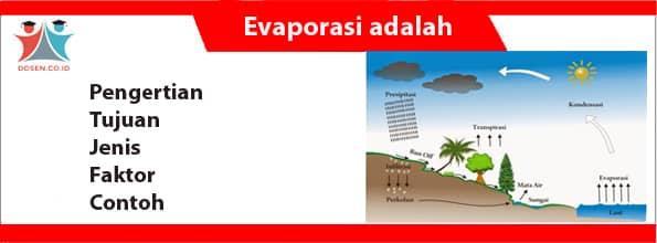Evaporasi