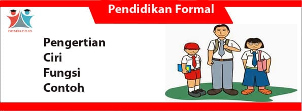 Pendidikan Formal