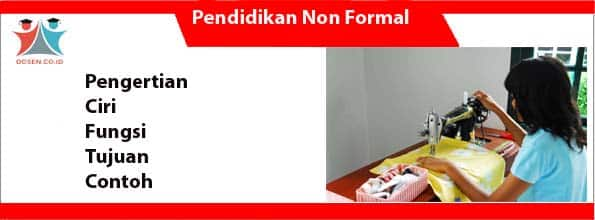 Pendidikan Non Formal