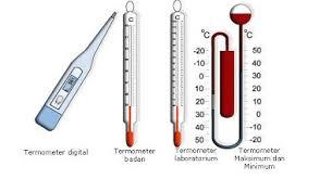 Jenis-Jenis Termometer