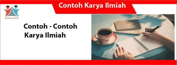 Contoh-Karya-Ilmiah