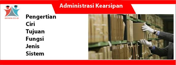 Administrasi Kearsipan