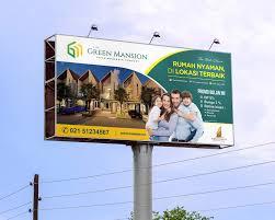 Billboard Rumah