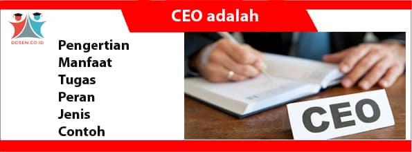 CEO adalah