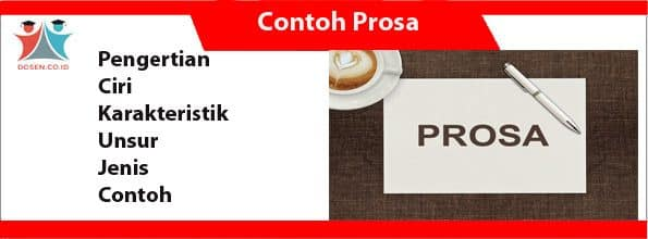 Contoh Prosa