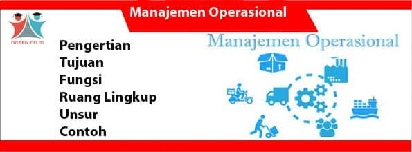 Manajemen Operasioanal