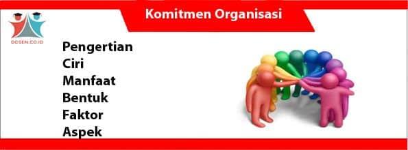 Komitmen Organisasi