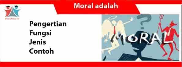 Moral adalah