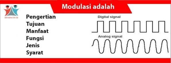Modulasi adalah