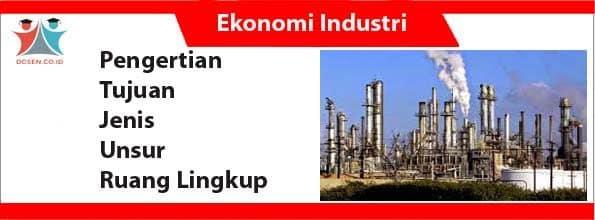 Ekonomi Industri