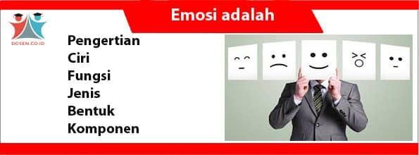 Emosi adalah