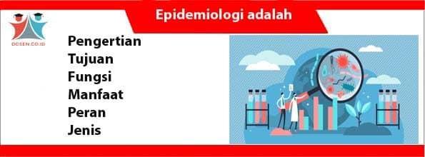 Epidemiologi adalah