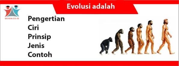 Evolusi adalah