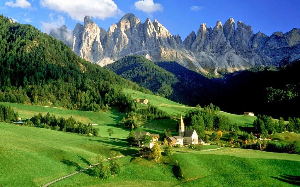 Jenis-Dataran-Pegunungan