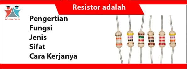 Resistor adalah