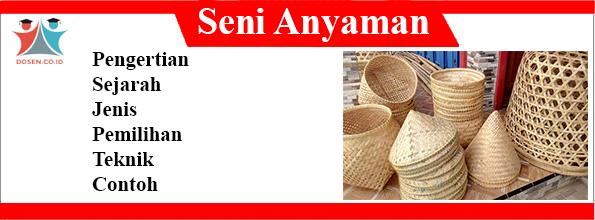 Seni-Anyaman