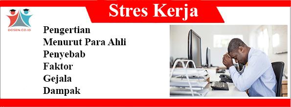 Stres-Kerja