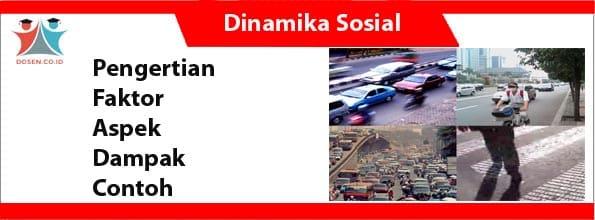 Dinamika Sosial
