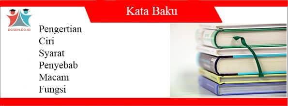 Kata Baku