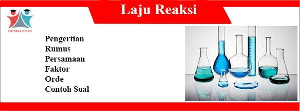 Laju-Reaksi