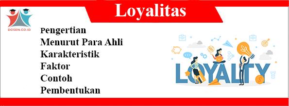 Loyalitas