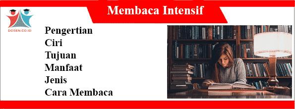 Membaca-Intensif