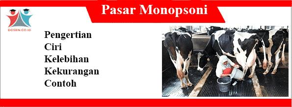 Pasar-Monopsoni