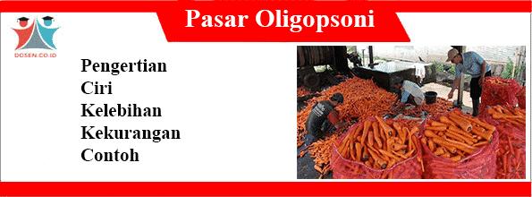Pasar-Oligopsoni