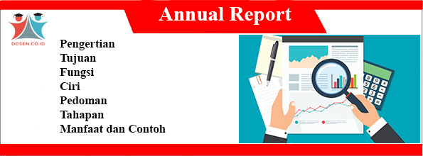Pengertian-Annual-Report