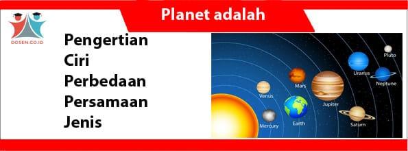 Planet adalah