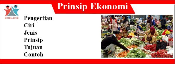 Prinsip-Ekonomi