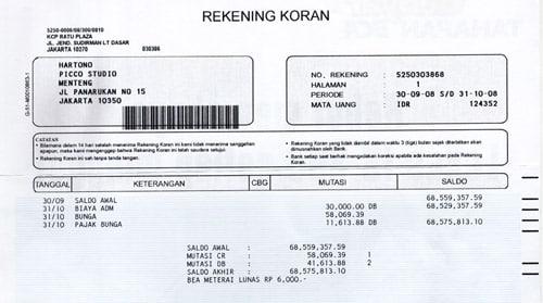 Rekening-Koran
