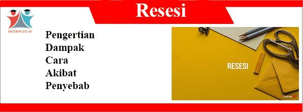 Resesi