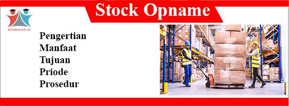 Stock-Opname
