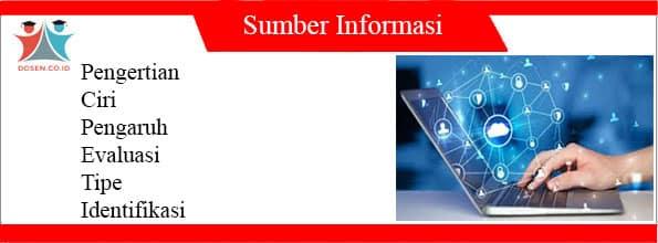 Sumber Informasi
