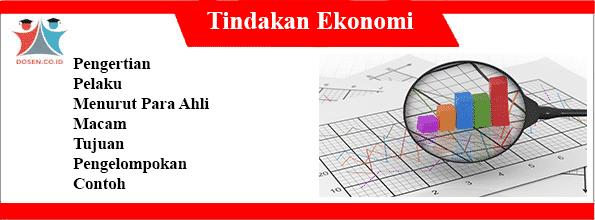 Tindakan-Ekonomi