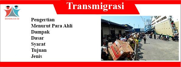 Transmigrasi