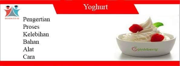 Yoghurt Adalah